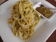 Tagliatelle mit Petersilien-Chili -Pesto - Rezept - Bild Nr. 6245