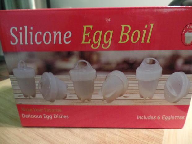Eier auf  Spitzkohl-Senf-Rahm - Rezept - Bild Nr. 6251