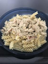 Rezept: PASTASAUCE PULLED TURKEY