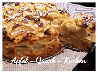 37 Apfel Quark Kuchen Rezepte Kochbar De