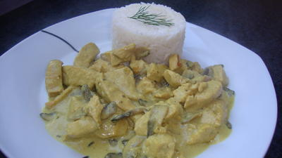 Rezept: ROLANDS PUTENCURRY