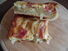 Zwiebelkuchen - Rezept - Bild Nr. 6265