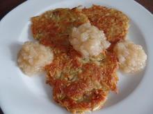Kartoffelpuffer mit Apfel-Birnen-Kompott - Rezept - Bild Nr. 6265