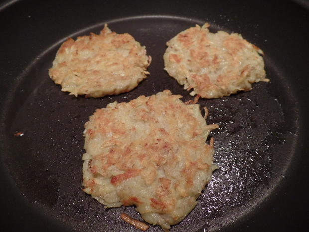 Kartoffelpuffer mit Apfel-Birnen-Kompott - Rezept - Bild Nr. 6269