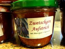 M&G:   ZWETSCHGEN - Fruchtaufstrich - Rezept - Bild Nr. 6267