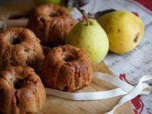 Birnen-Nuss-Muffins - Rezept - Bild Nr. 2