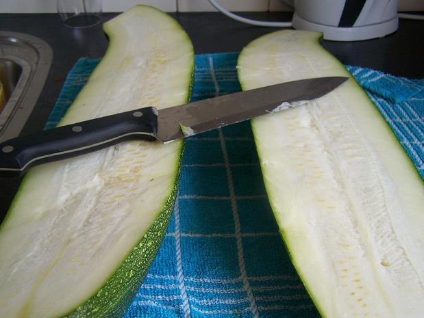 Ein Traum von einer Zucchini gefüllt - No. 2 - Rezept - Bild Nr. 6275