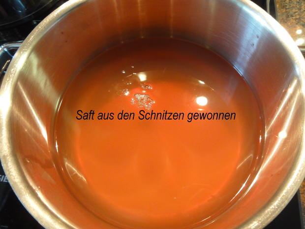 M&G:   QUITTEN ~ GELEE und SAFT - Rezept - Bild Nr. 6271