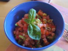 Tomatensalat Pamplona - Rezept - Bild Nr. 2