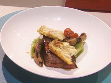 Tomahawk-Steak mit deftigem, flambierten Schmarrn (Blick in Trettls Topf) - Rezept - Bild Nr. 6272