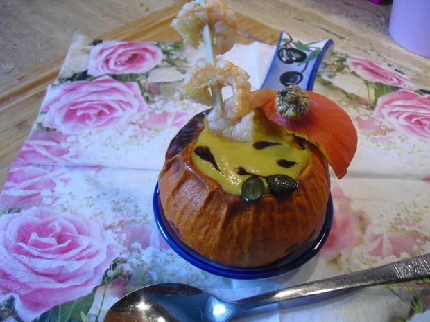 Kürbis-Suppe - Rezept - Bild Nr. 6305