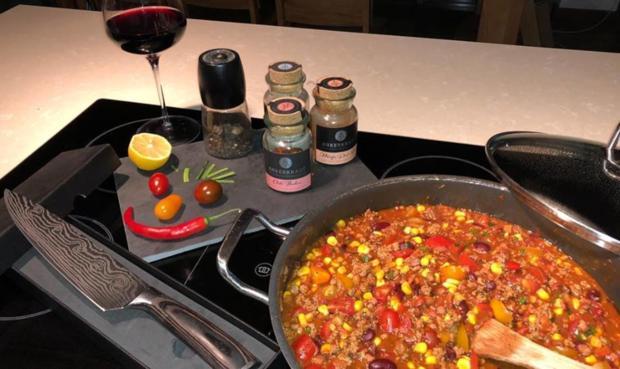 Chili con Carne - Rezept - Bild Nr. 6307