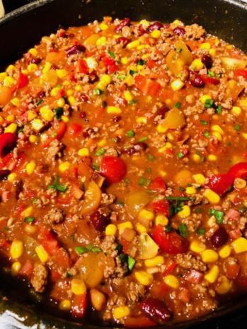 Chili con Carne - Rezept - Bild Nr. 6308