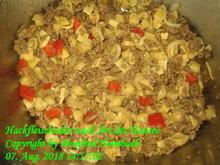 Salat – Hackfleischsalat nach Art des Hauses - Rezept - Bild Nr. 6336