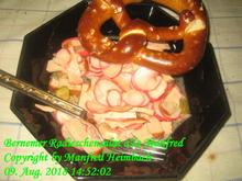 Salat – Bernemer Radieschensalat a'la Manfred - Rezept - Bild Nr. 6336