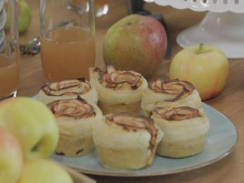 Deftige Sauerkraut-Apfelrosen - Rezept - Bild Nr. 2