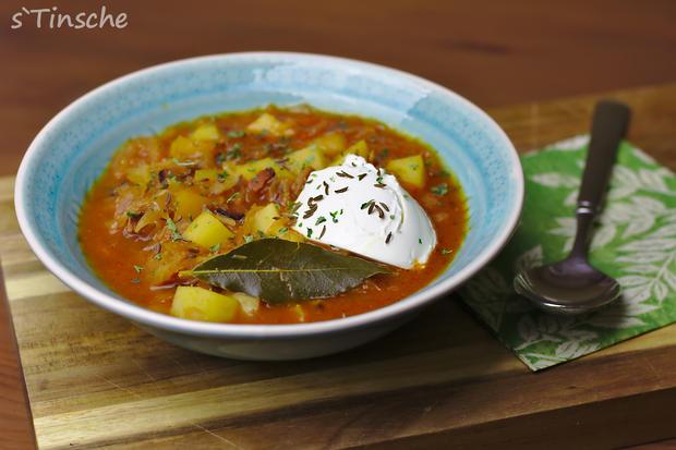Sauerkraut-Kartoffel-Eintopf - Rezept - Bild Nr. 6360