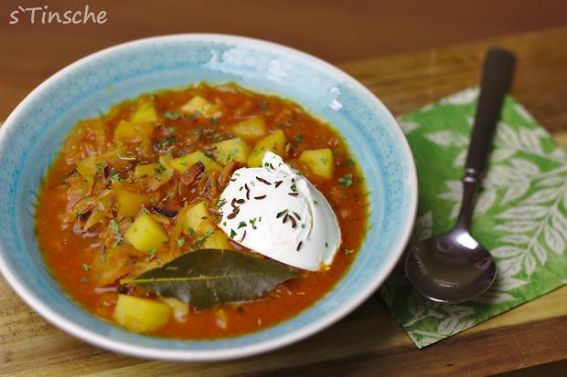 Sauerkraut-Kartoffel-Eintopf - Rezept - Bild Nr. 6361