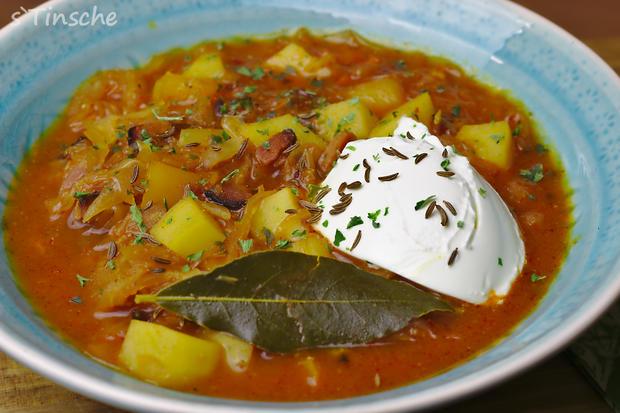 Sauerkraut-Kartoffel-Eintopf - Rezept - Bild Nr. 6363