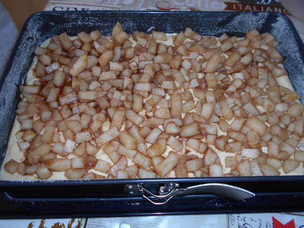 Apfelkuchen mit Streuseln - Rezept - Bild Nr. 6385