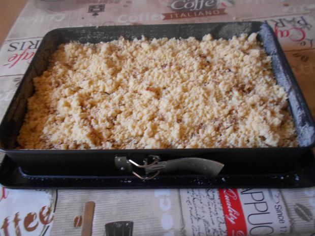 Apfelkuchen mit Streuseln - Rezept - Bild Nr. 6386