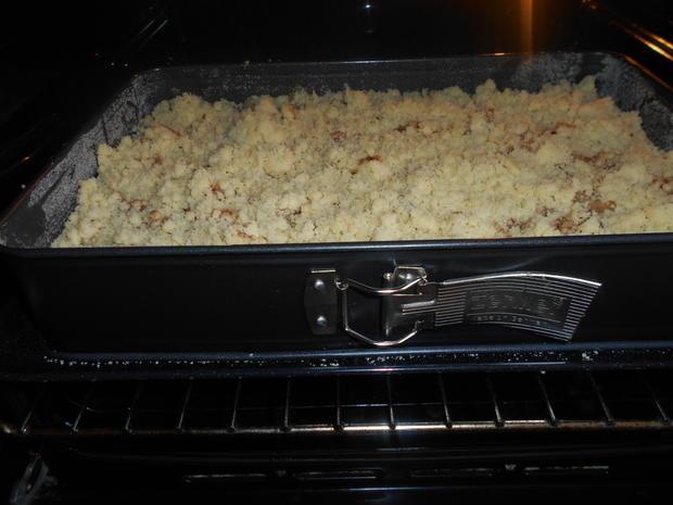 Apfelkuchen mit Streuseln - Rezept - Bild Nr. 6387