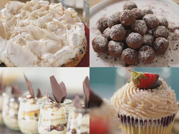 Schnelle Kuchen in einer Stunde (Vier Backrezepte) - Rezept - Bild Nr. 2