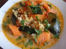 Linsen-Curry-Suppe - Rezept - Bild Nr. 6374