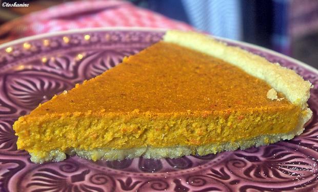 Pumpkin Pie - Rezept - Bild Nr. 3