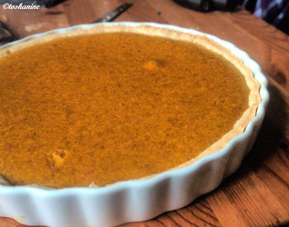 Pumpkin Pie - Rezept - Bild Nr. 13