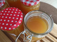 Quitten-Gelee mit Vanille - Rezept - Bild Nr. 6382