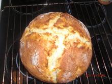 Buttermilchbrot im Kochtopf - Rezept - Bild Nr. 6388