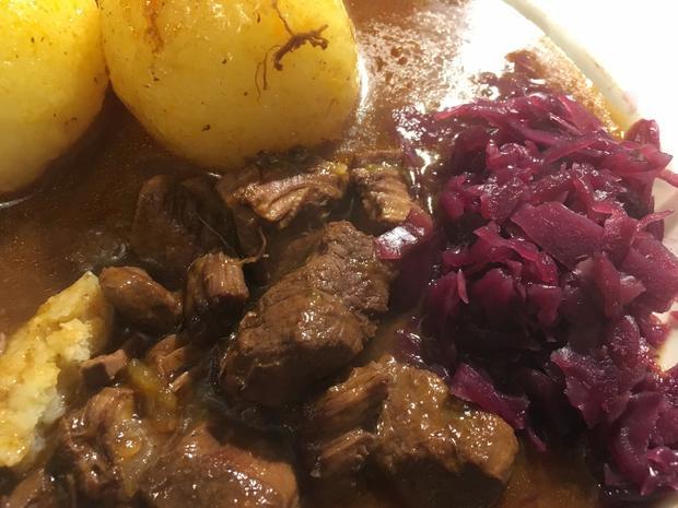 Hirschgulasch - Rezept - Bild Nr. 6509