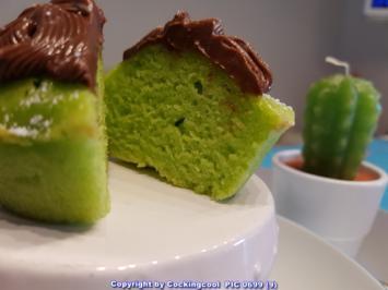 Oma Löffel`s Kleingebäck = Muffin`s mit Hand und Fuss - Rezept - Bild Nr. 6482