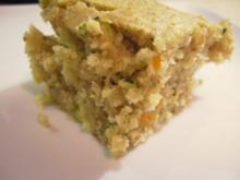 Kuchen: Zucchini-Gugelhupf mit einem Hauch Möhre ;-) - Rezept
