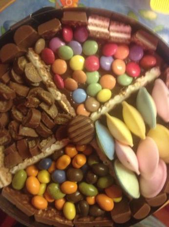 Kinder Schoko Torte Rezept Mit Bild Kochbar De