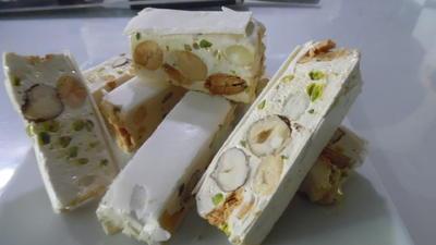 Rezept: Türkischer Honig oder weißer Nougat