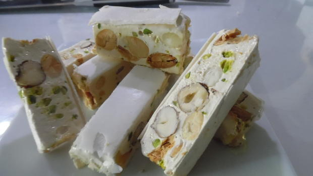 Türkischer Honig oder weißer Nougat - Rezept - Bild Nr. 2