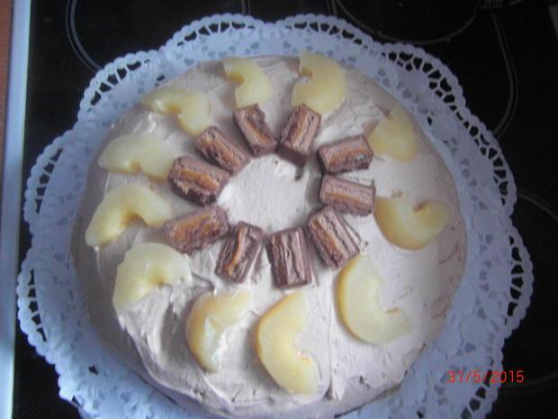 Mars Birnen Torte Rezept Mit Bild Kochbar De