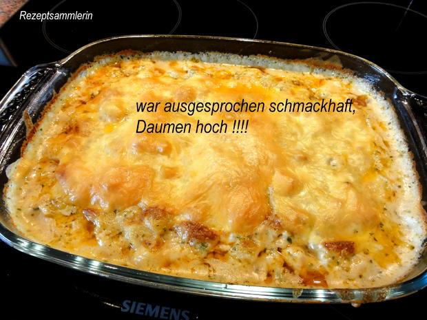 Kartoffel-Gemüse-Hack-Auflauf mit Käsesoße - Rezept - Bild Nr. 6555