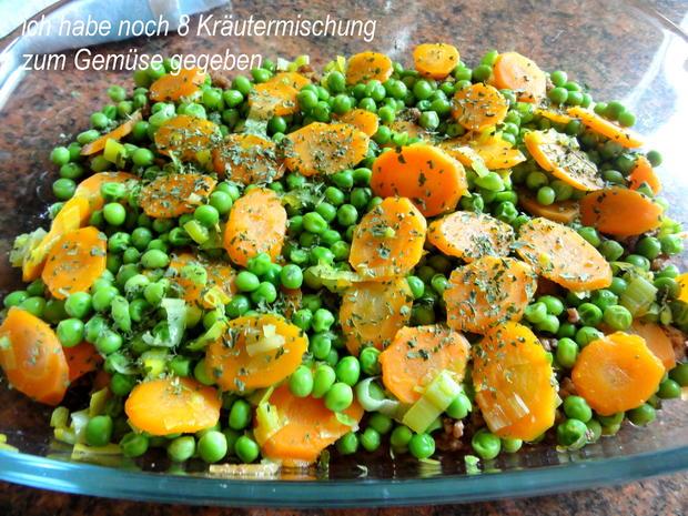 Kartoffel-Gemüse-Hack-Auflauf mit Käsesoße - Rezept - Bild Nr. 6556