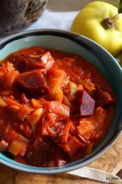 Indisches Quitten-Lauch-Kürbis-Curry - Rezept - Bild Nr. 2
