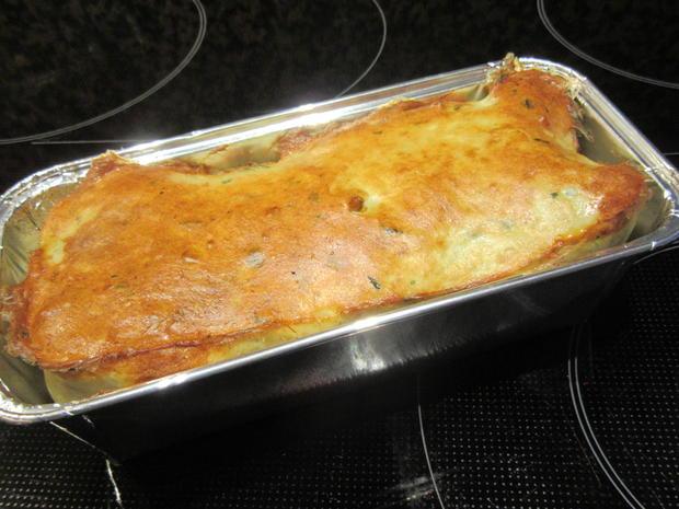 Fleisch: Gebackene Weißwurst mit Brez´nknödeln und Senfsoße - Rezept - Bild Nr. 6604