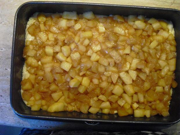 Apfel-Quark- Kuchen - Rezept - Bild Nr. 6617
