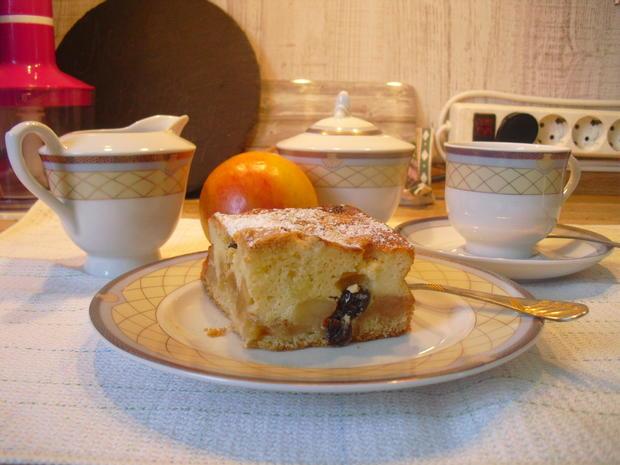 Apfel-Quark- Kuchen - Rezept - Bild Nr. 6623
