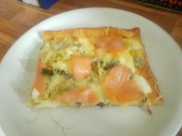 Pizza . mal anders - Rezept - Bild Nr. 6637