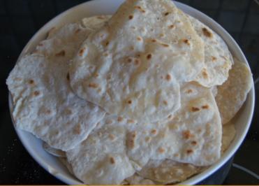 Rezept: Mandarin - Pfannkuchen