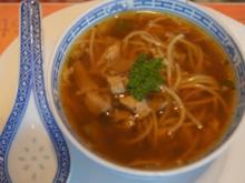 Chinesische Nudelsuppe mit Entenfleisch - Rezept - Bild Nr. 2
