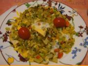 Schmorgemüse mit Ei - Rezept - Bild Nr. 2