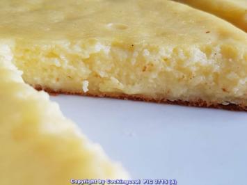 Eier Quark Kuchen (fast ein Soufflè) - Rezept - Bild Nr. 2